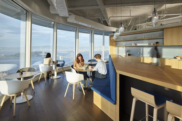 Contractor: BCCI | Architect: Gensler | Location: San Francisco